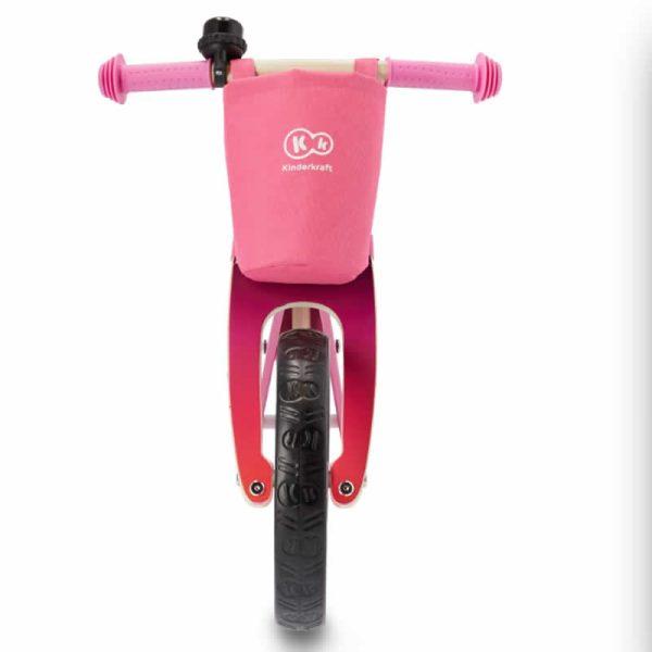 Bicicleta fara pedale RUNNER kinderkraft GALAXY PINK 4