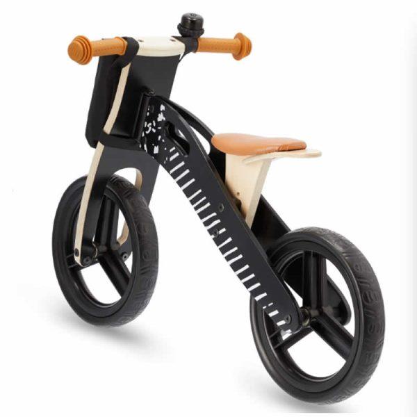 Bicicleta fara pedale RUNNER kinderkraft VINTAGE BLACK 2