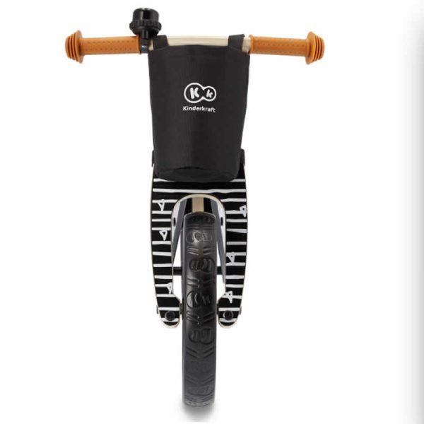 Bicicleta fara pedale RUNNER kinderkraft VINTAGE BLACK 4