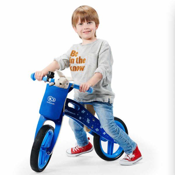 Bicicleta fara pedale RUNNER kinderkraft z 1