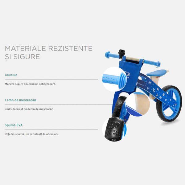 Bicicleta fara pedale RUNNER kinderkraft z 12