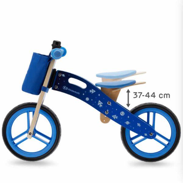 Bicicleta fara pedale RUNNER kinderkraft z 4