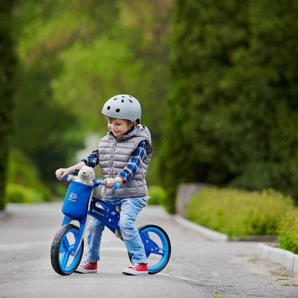Bicicleta fara pedale RUNNER kinderkraft z 5
