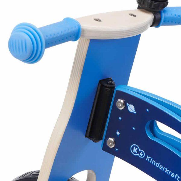 Bicicleta fara pedale RUNNER kinderkraft z 6