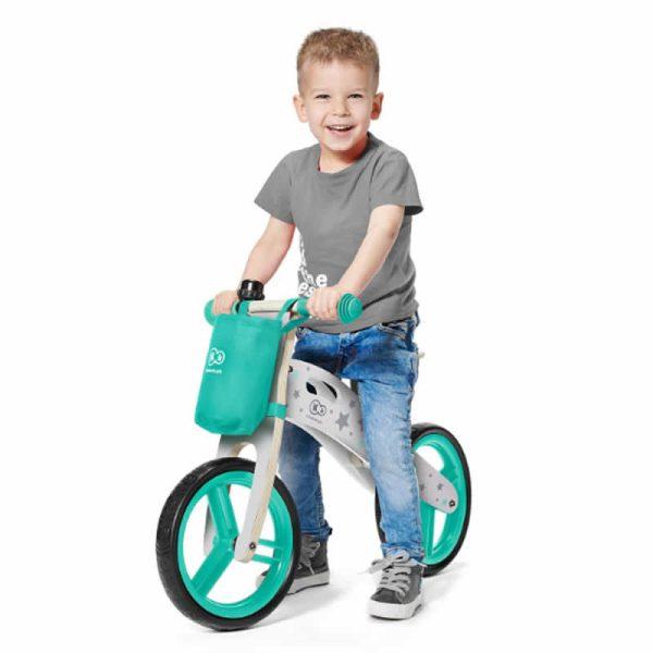 Bicicleta fara pedale RUNNER kinderkraft z