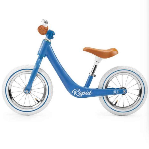 Bicicleta fara pedale Rapid Kinderkraft blue sapphire 1