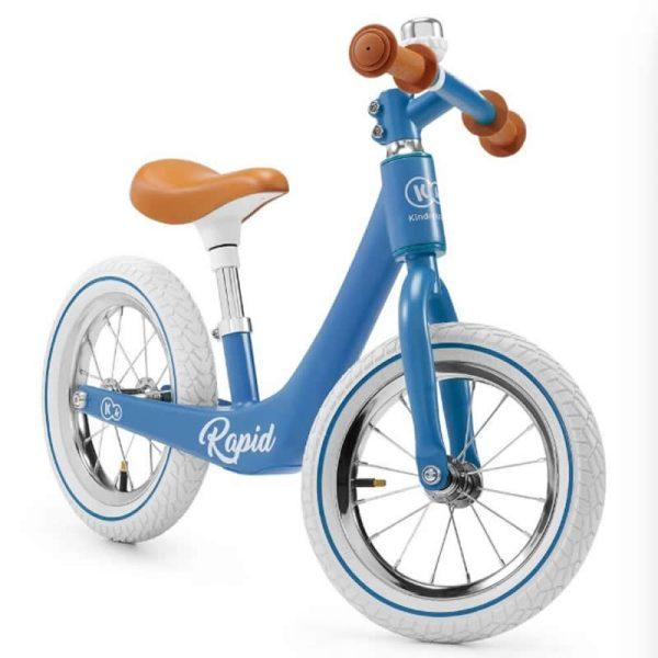 Bicicleta fara pedale Rapid Kinderkraft blue sapphire 2