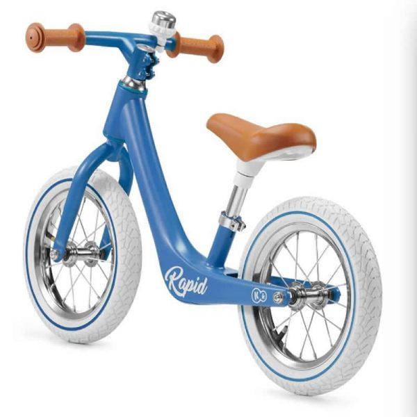 Bicicleta fara pedale Rapid Kinderkraft blue sapphire 4