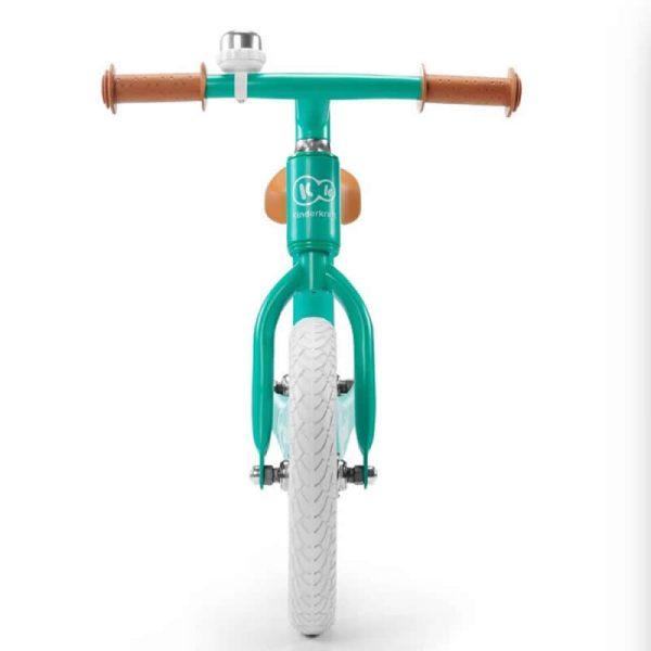 Bicicleta fara pedale Rapid Kinderkraft midnight green 2