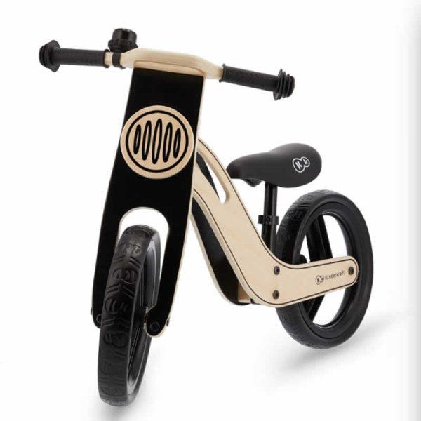 Bicicleta fara pedale Uniq Kinderkraft NATURAL 4