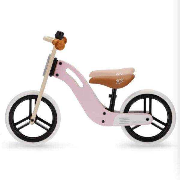 Bicicleta fara pedale Uniq Kinderkraft PINK 8