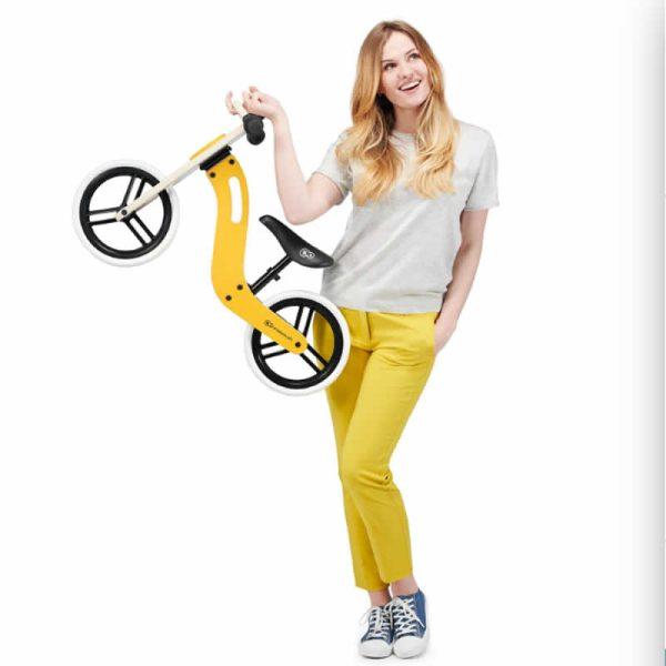 Bicicleta fara pedale Uniq Kinderkraft z 1