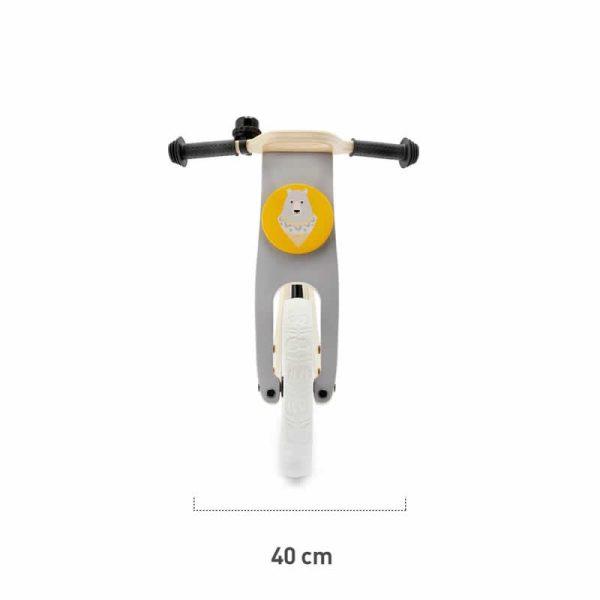 Bicicleta fara pedale Uniq Kinderkraft z 16