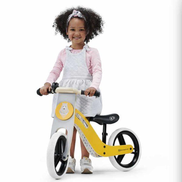 Bicicleta fara pedale Uniq Kinderkraft z