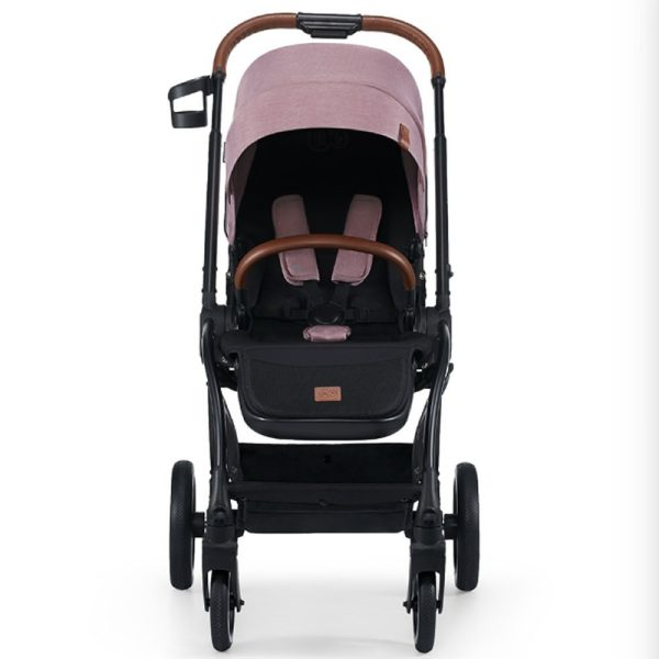 Carucior Evolution Cocoon Kinderkraft 2 in 1 mauvelous pink 3