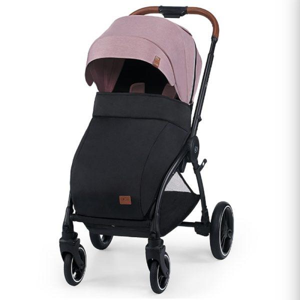 Carucior Evolution Cocoon Kinderkraft 2 in 1 mauvelous pink 5