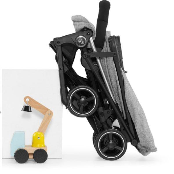 Carucior Mini Dot Kinderkraft grey 6