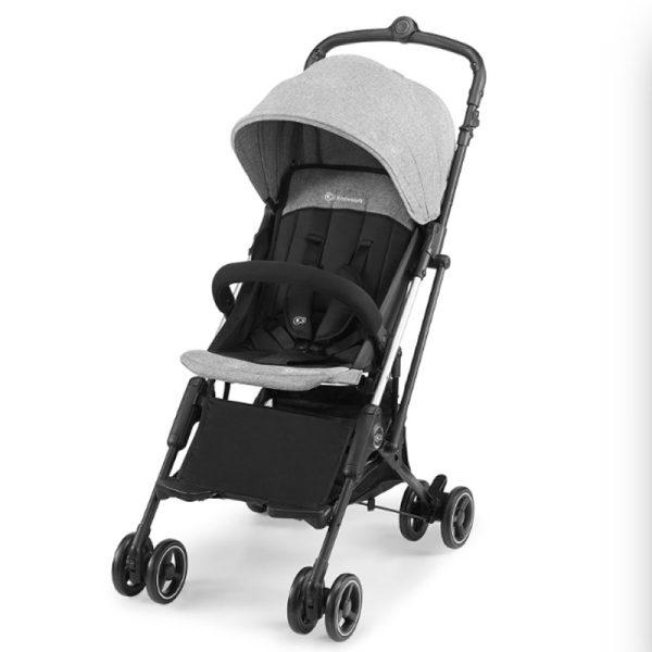 Carucior Mini Dot Kinderkraft grey