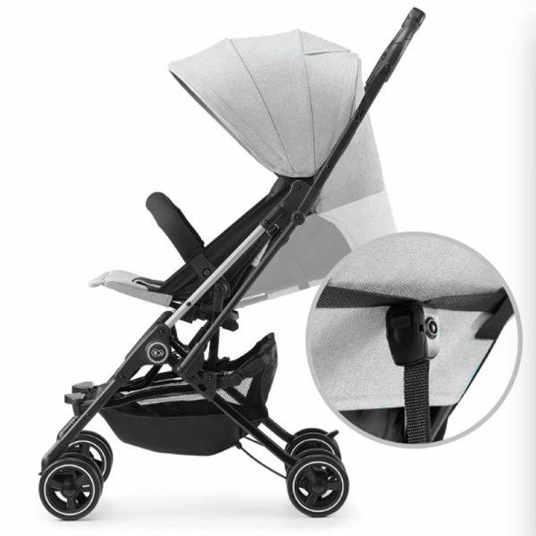Carucior Mini Dot Kinderkraft grey 8