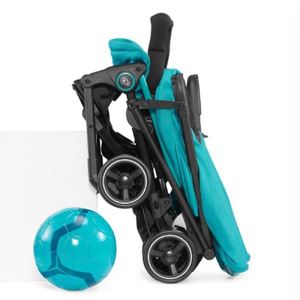 Carucior Mini Dot Kinderkraft turquoise 3