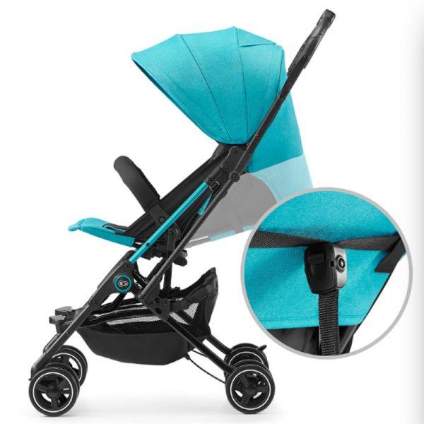 Carucior Mini Dot Kinderkraft turquoise 5
