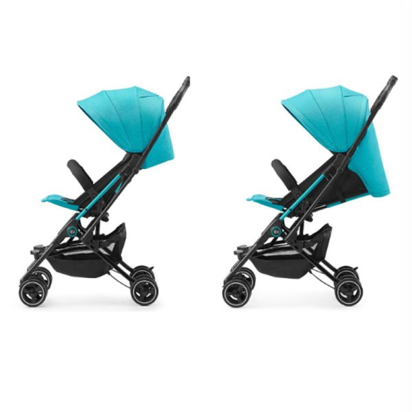 Carucior Mini Dot Kinderkraft turquoise 8