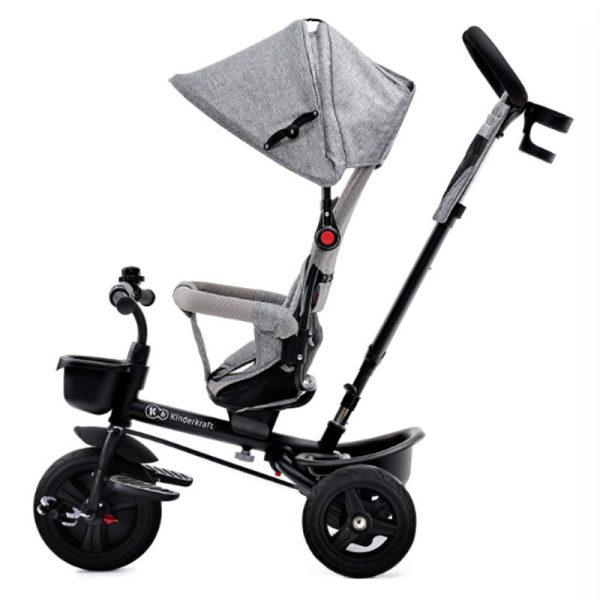 Tricicleta Aveo Kinderkraft grey 3