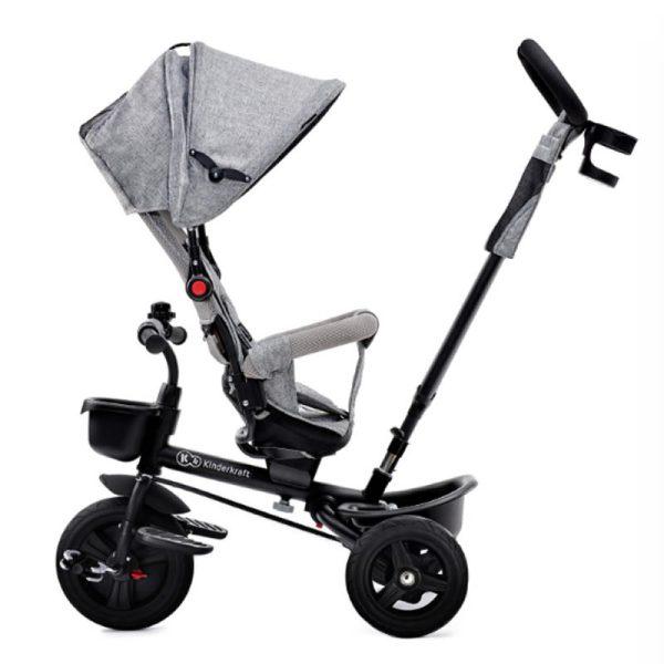 Tricicleta Aveo Kinderkraft grey 5
