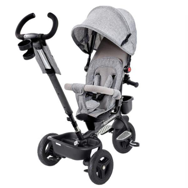 Tricicleta Aveo Kinderkraft grey 6