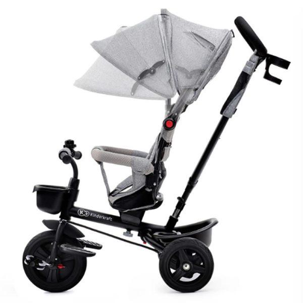 Tricicleta Aveo Kinderkraft grey 7