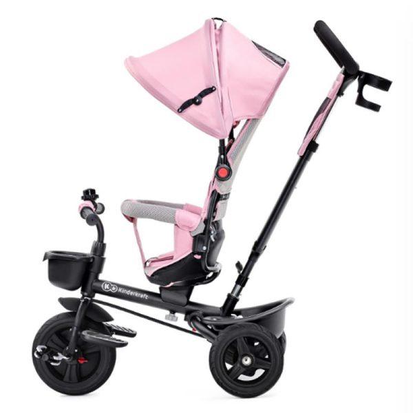 Tricicleta Aveo Kinderkraft pink 1