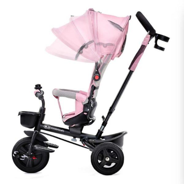 Tricicleta Aveo Kinderkraft pink 4