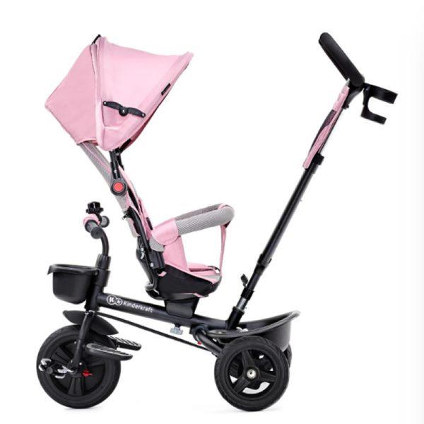 Tricicleta Aveo Kinderkraft pink 5