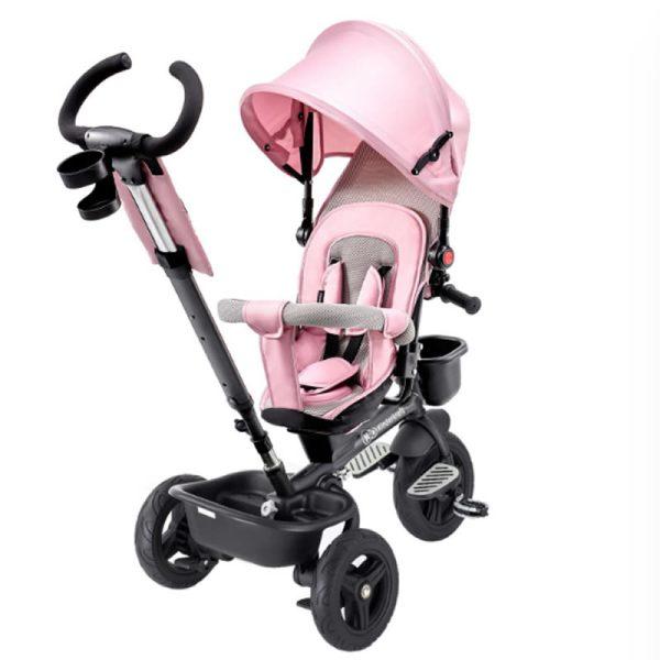 Tricicleta Aveo Kinderkraft pink 6