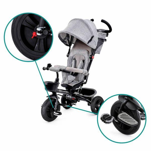 Tricicleta Aveo Kinderkraft z 10