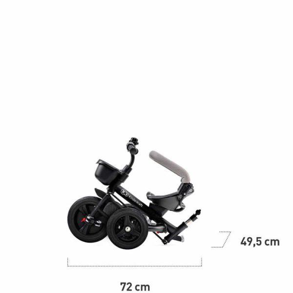 Tricicleta Aveo Kinderkraft z 20