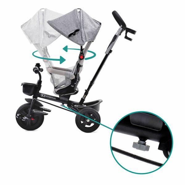 Tricicleta Aveo Kinderkraft z 3