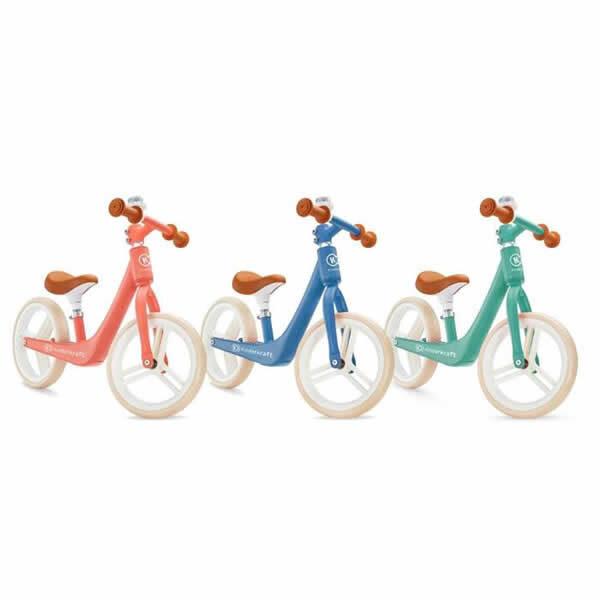 bicicleta fara pedale fly plus kinderkraft z 8