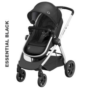 Carucior Zelia2 Maxi Cosi essential black 0