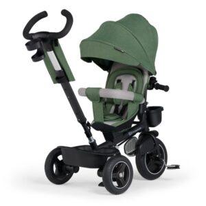 Tricicleta 5 in 1 Kinderkraft SPINSTEP green 1