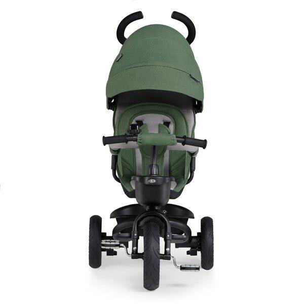 Tricicleta 5 in 1 Kinderkraft SPINSTEP green 2