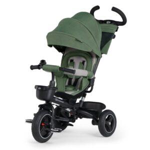 Tricicleta 5 in 1 Kinderkraft SPINSTEP green