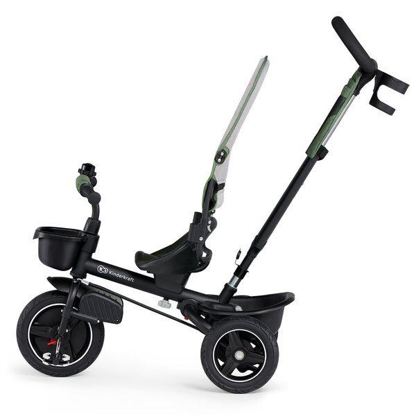 Tricicleta 5 in 1 Kinderkraft SPINSTEP green 6