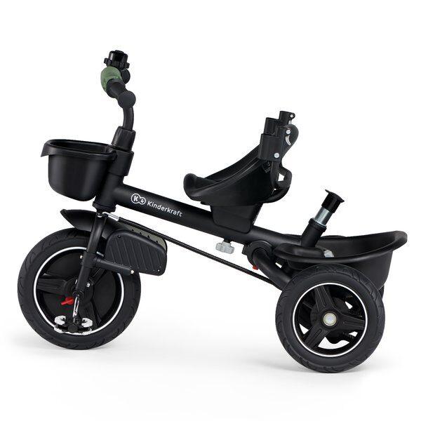 Tricicleta 5 in 1 Kinderkraft SPINSTEP green 7