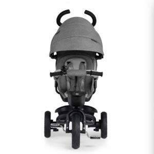 Tricicleta 5 in 1 Kinderkraft SPINSTEP grey 1