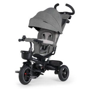 Tricicleta 5 in 1 Kinderkraft SPINSTEP grey