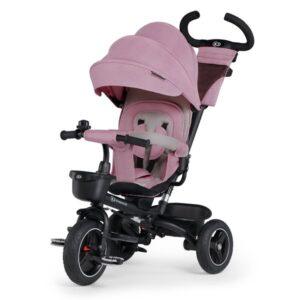 Tricicleta 5 in 1 Kinderkraft SPINSTEP pink