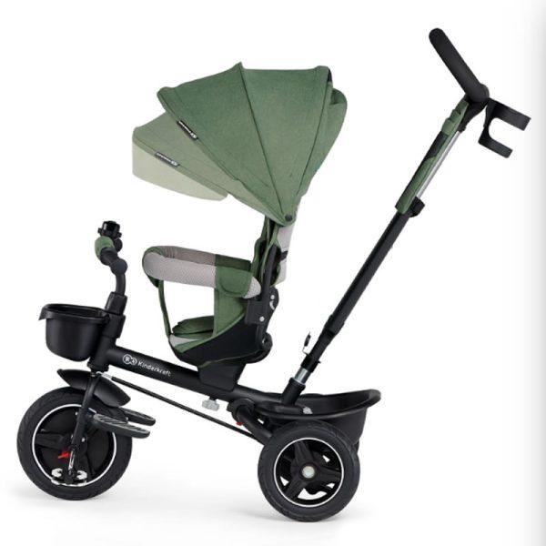 Tricicleta 5 in 1 Kinderkraft SPINSTEP z 1