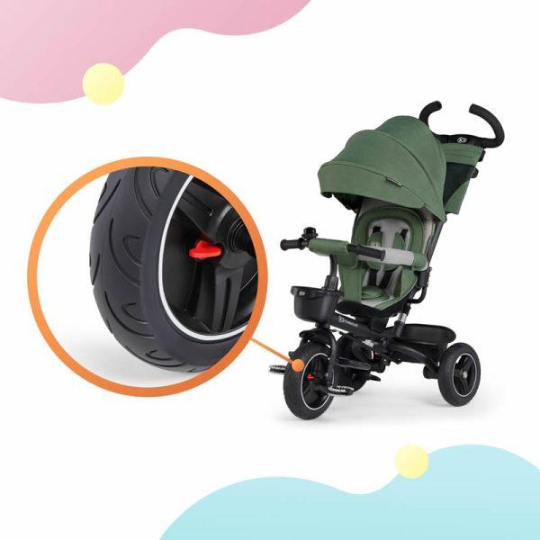 Tricicleta 5 in 1 Kinderkraft SPINSTEP z 7