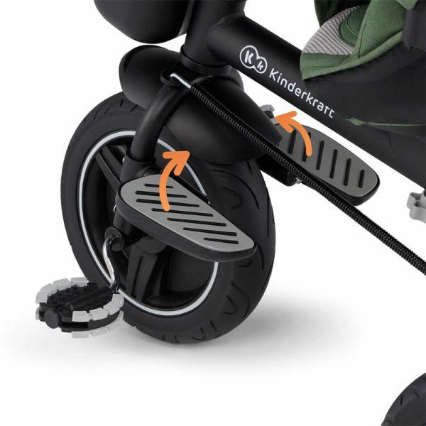 Tricicleta 5 in 1 Kinderkraft SPINSTEP z 8
